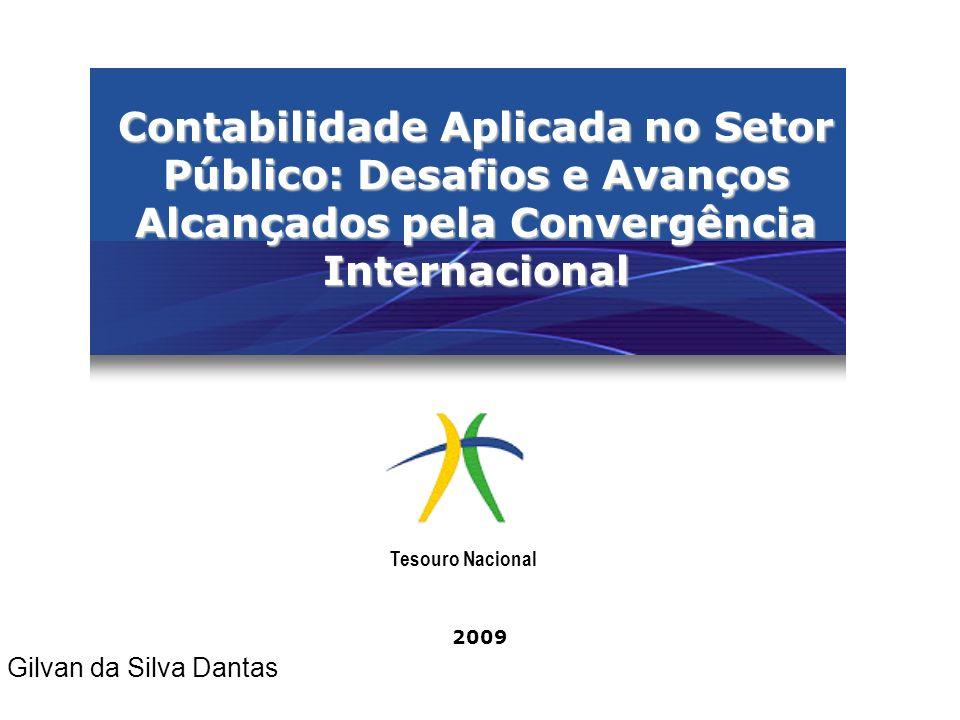 Contabilidade Aplicada no Setor Público: Desafios e Avanços Alcançados pela Convergência Internacional