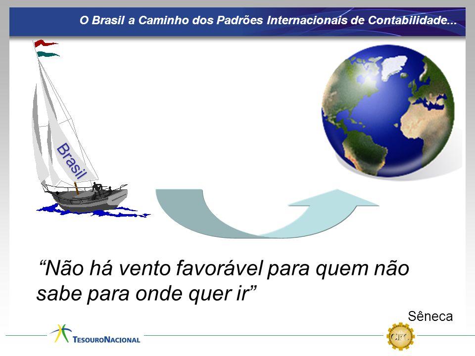 O Brasil a Caminho dos Padrões Internacionais de Contabilidade...