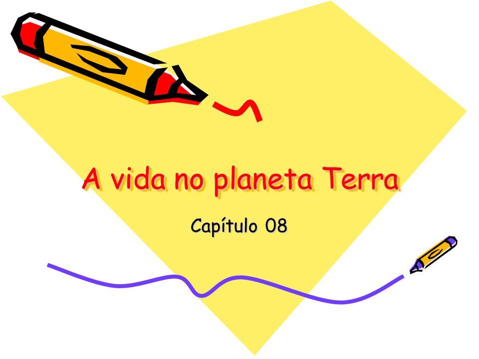 A vida no planeta Terra Capítulo 08