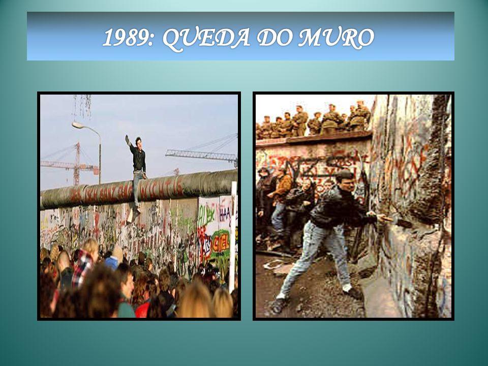 1989: QUEDA DO MURO