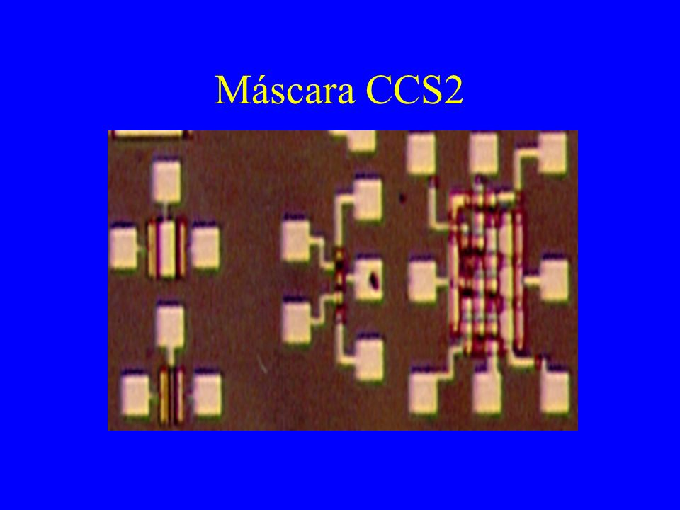 Máscara CCS2