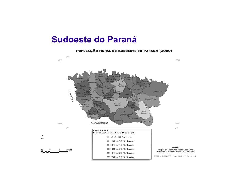 Sudoeste do Paraná