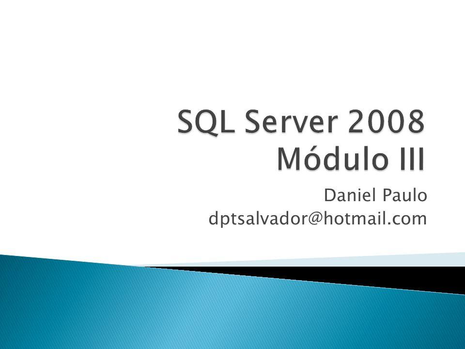 Daniel Paulo dptsalvador@hotmail.com
