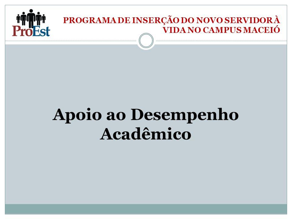 Apoio ao Desempenho Acadêmico