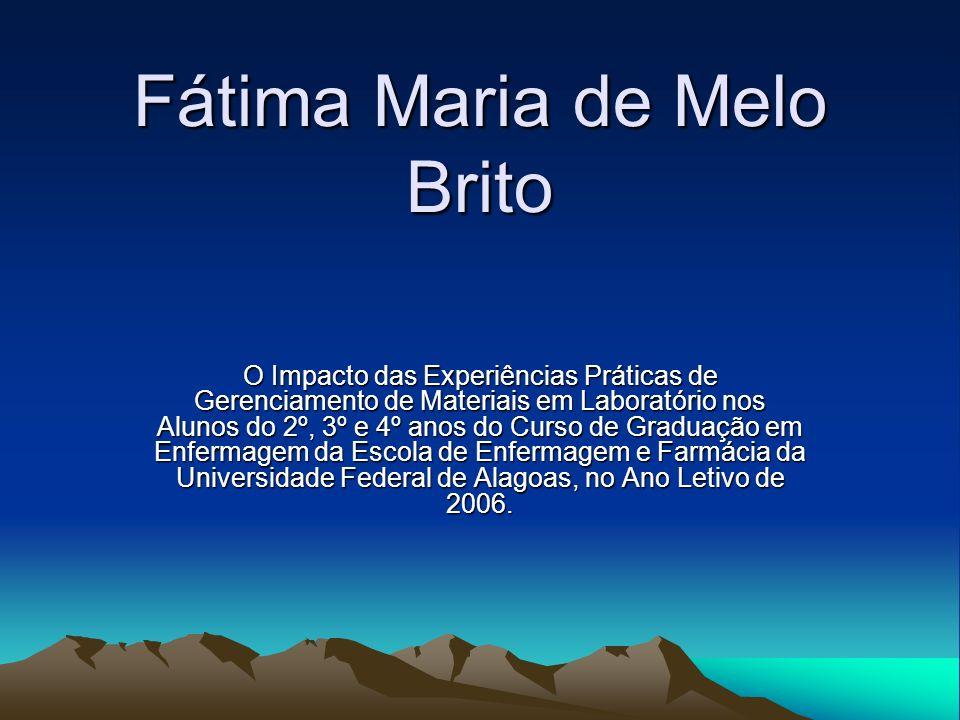 Fátima Maria de Melo Brito