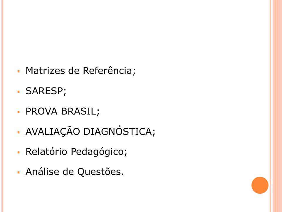 Matrizes de Referência;