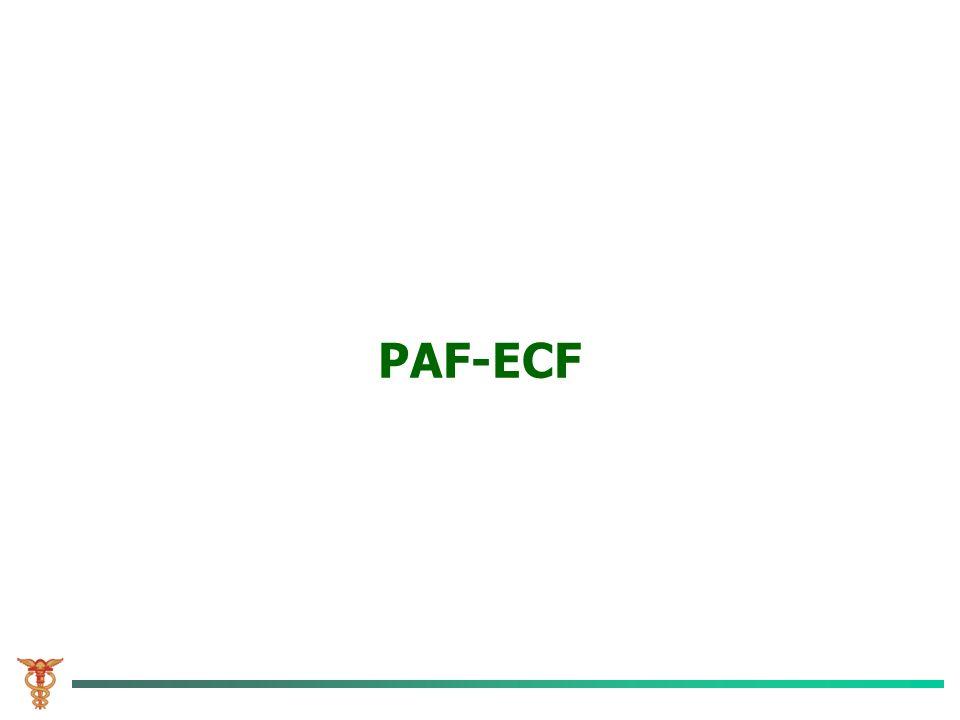 PAF-ECF