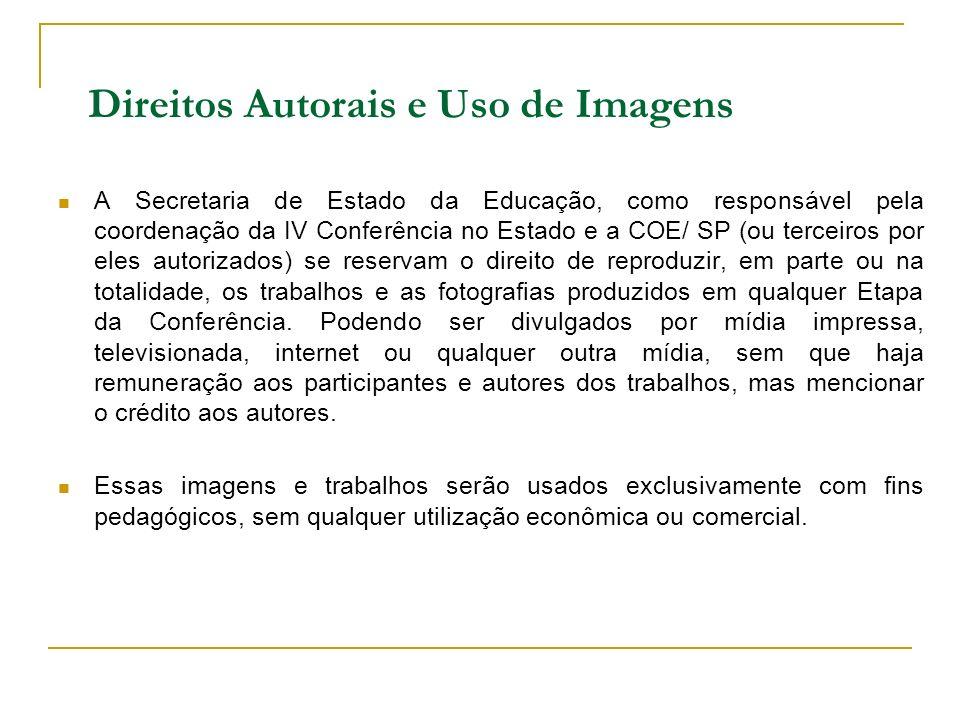 Direitos Autorais e Uso de Imagens