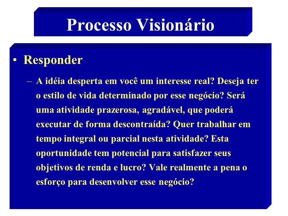 Processo Visionário Responder