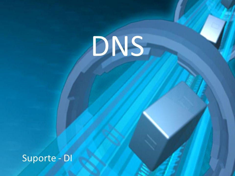 DNS Suporte - DI
