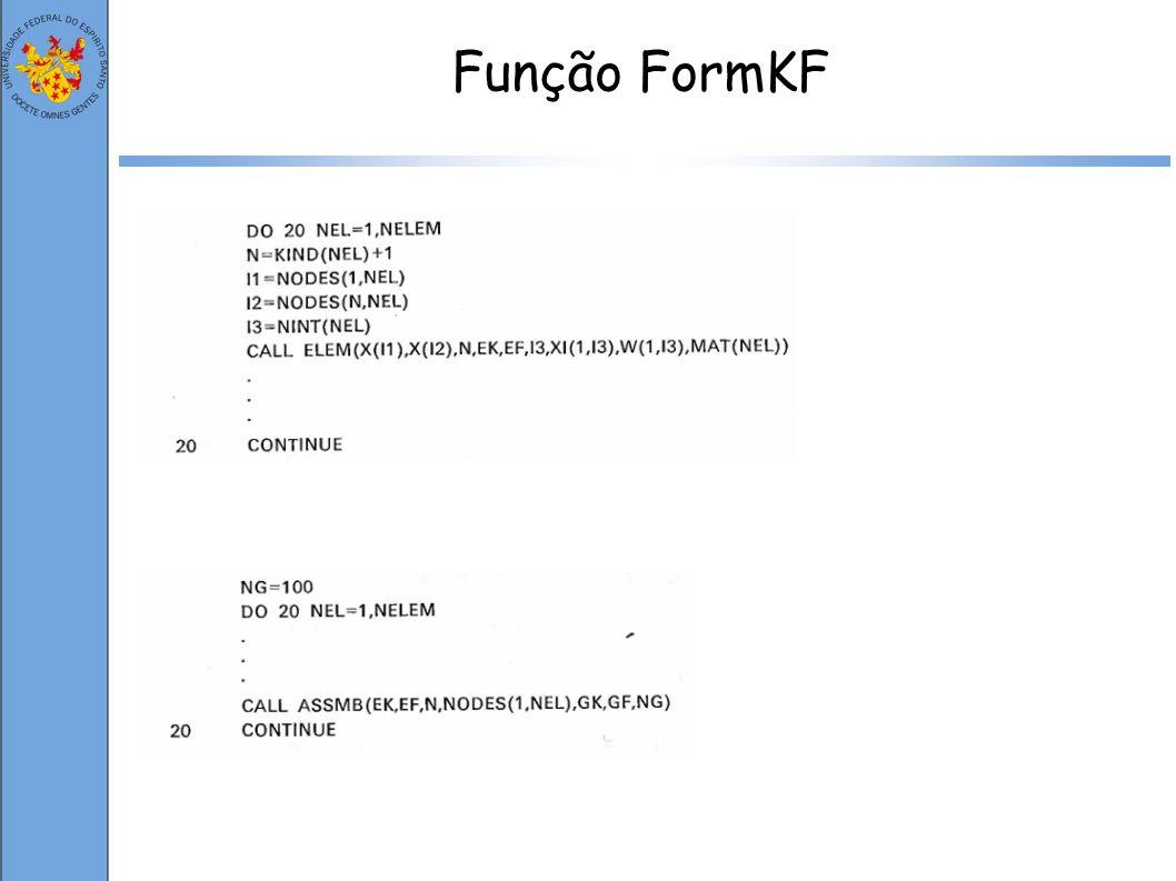 Função FormKF