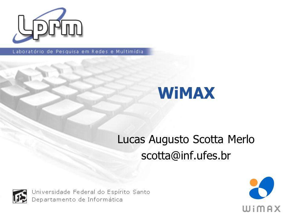 Lucas Augusto Scotta Merlo scotta@inf.ufes.br