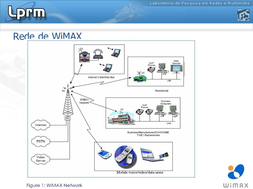 Rede de WiMAX