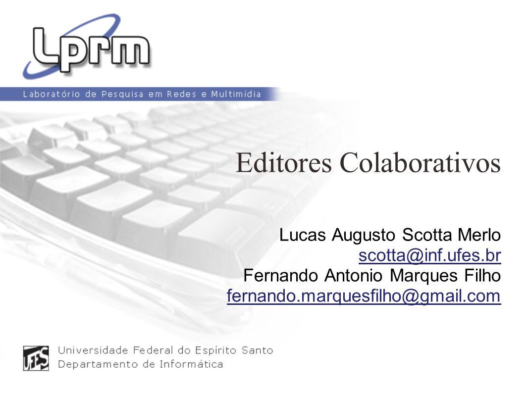 Editores Colaborativos