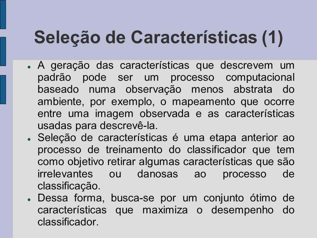 Seleção de Características (1)
