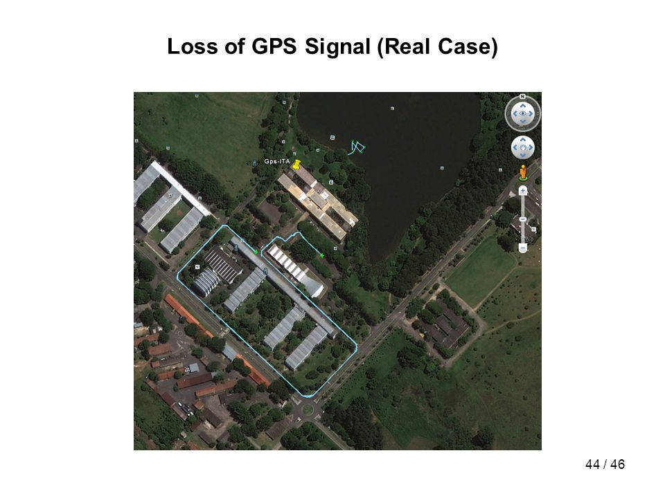 Loss of GPS Signal (Real Case)