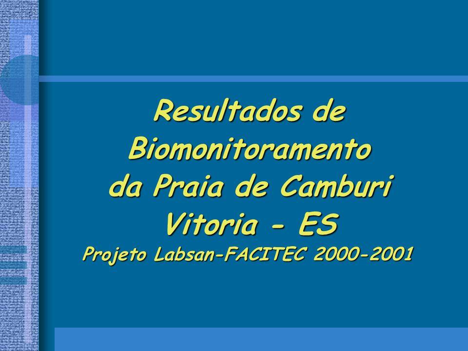 Projeto Labsan-FACITEC 2000-2001