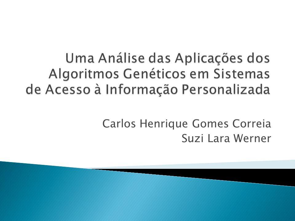 Carlos Henrique Gomes Correia Suzi Lara Werner