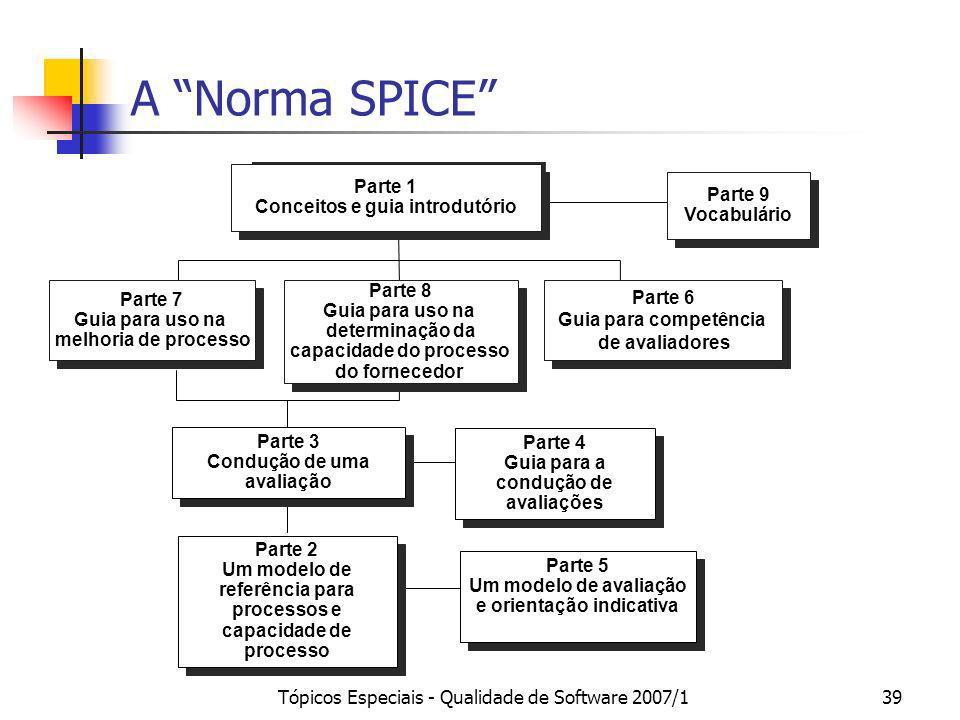 A Norma SPICE Parte 1 Conceitos e guia introdutório Parte 9