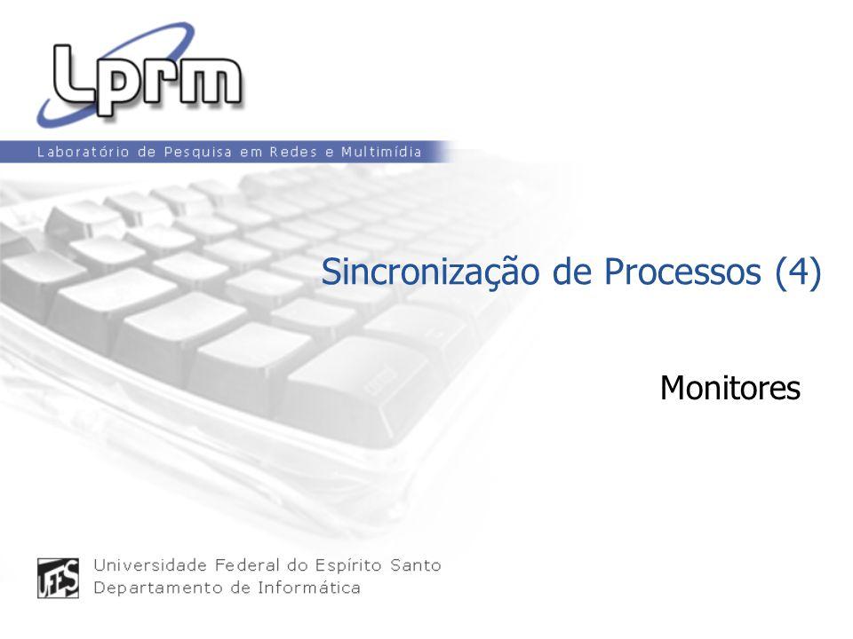 Sincronização de Processos (4)