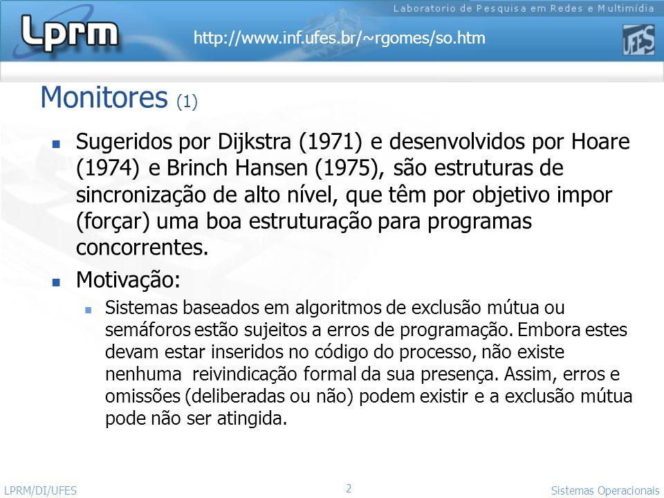 Monitores (1)