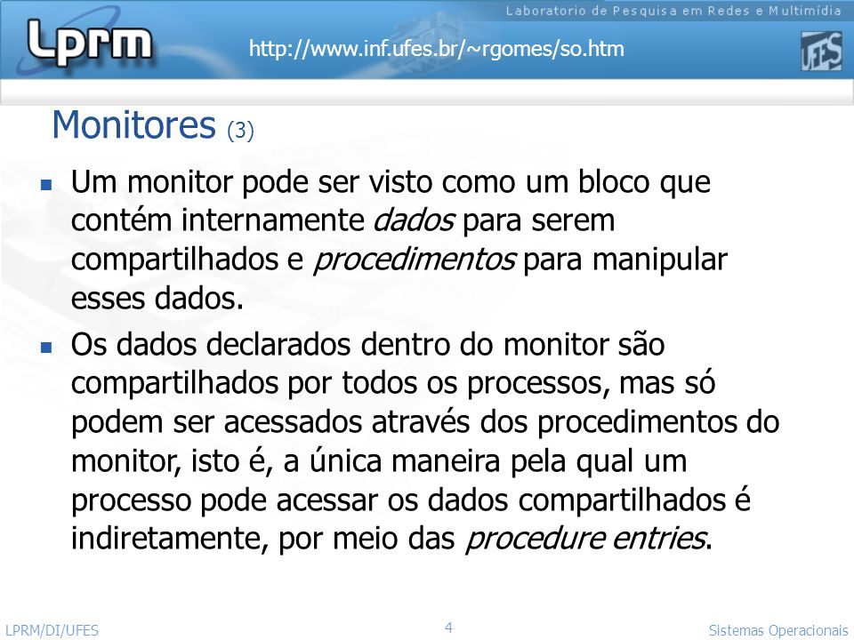Monitores (3)