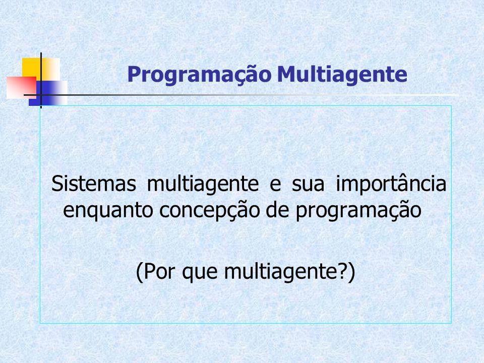 Programação Multiagente