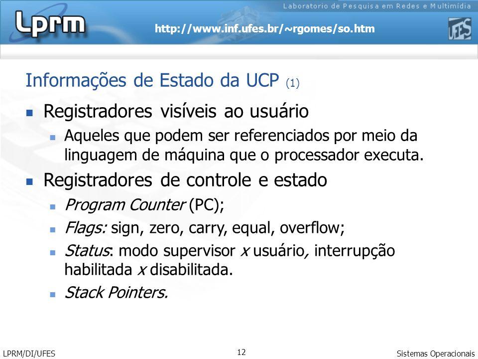 Informações de Estado da UCP (1)