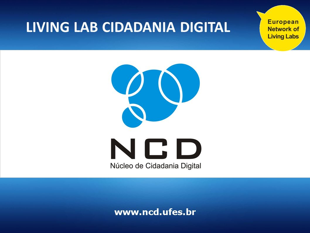 LIVING LAB CIDADANIA DIGITAL