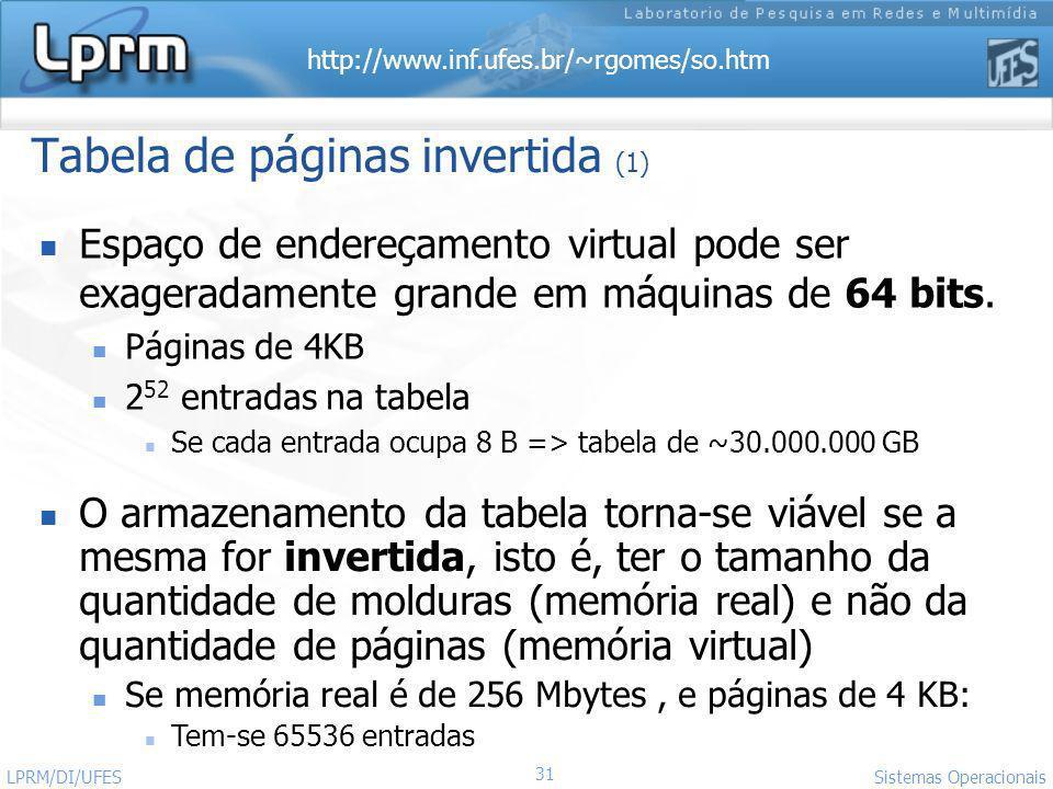 Tabela de páginas invertida (1)