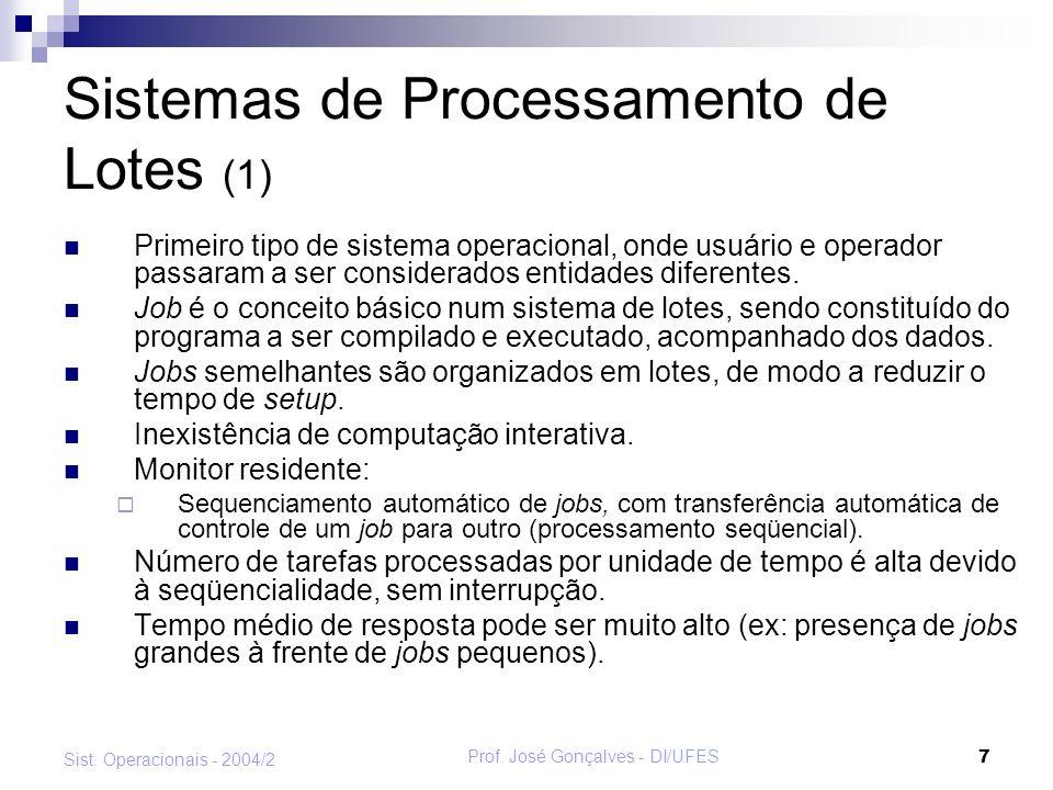 Sistemas de Processamento de Lotes (1)