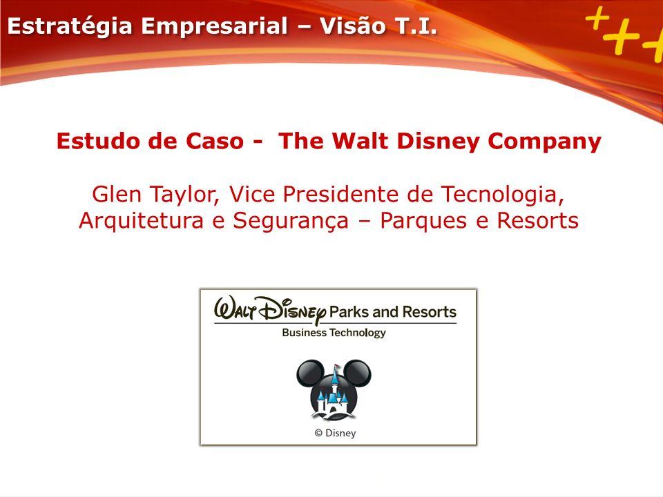 Estudo de Caso - The Walt Disney Company