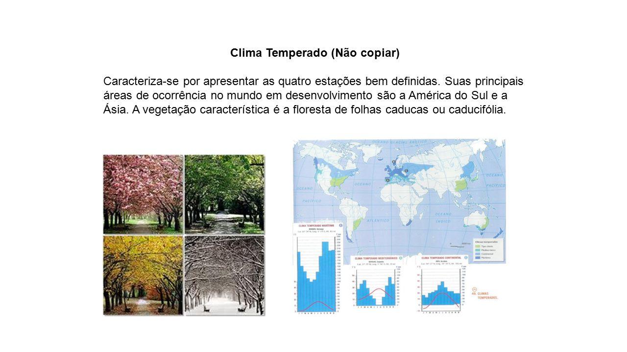 Clima Temperado (Não copiar)