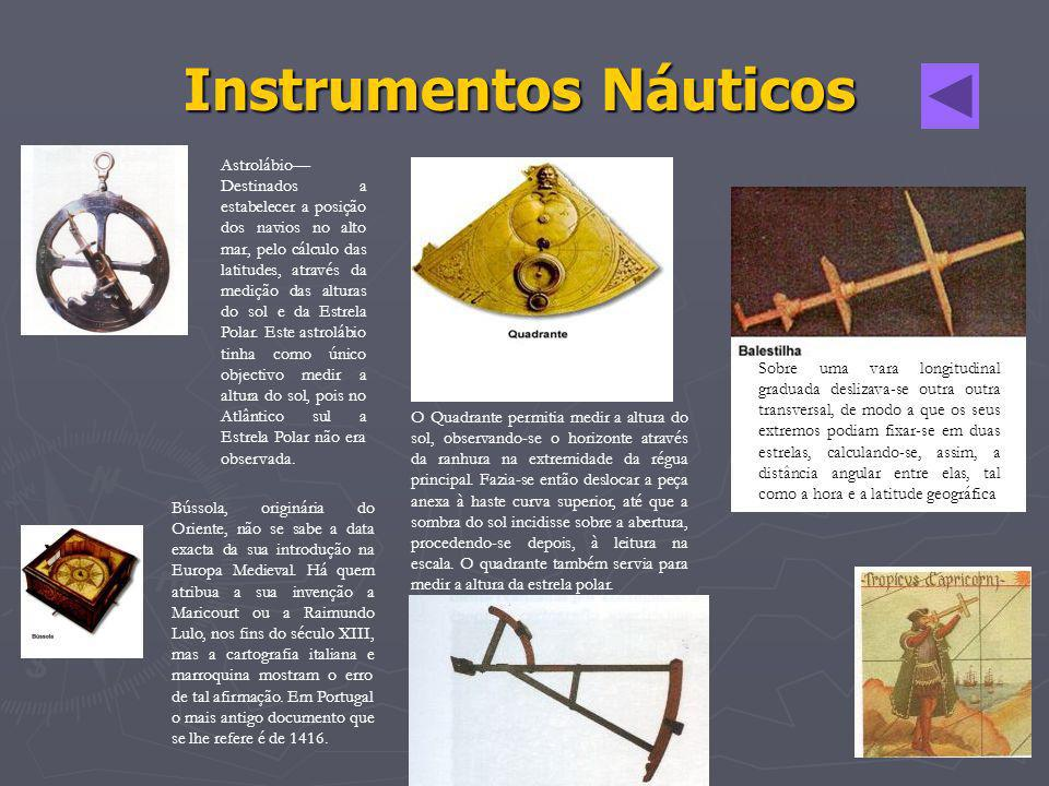 Instrumentos Náuticos