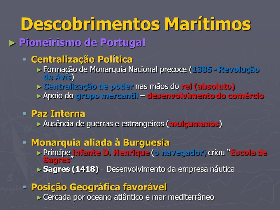 Descobrimentos Marítimos