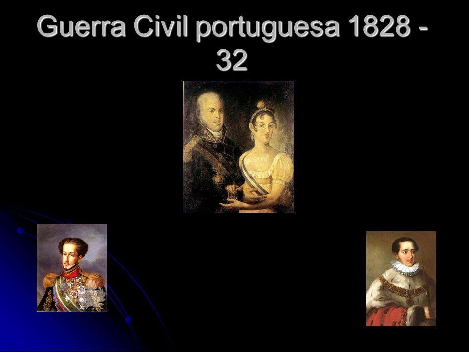 Guerra Civil portuguesa 1828 -32