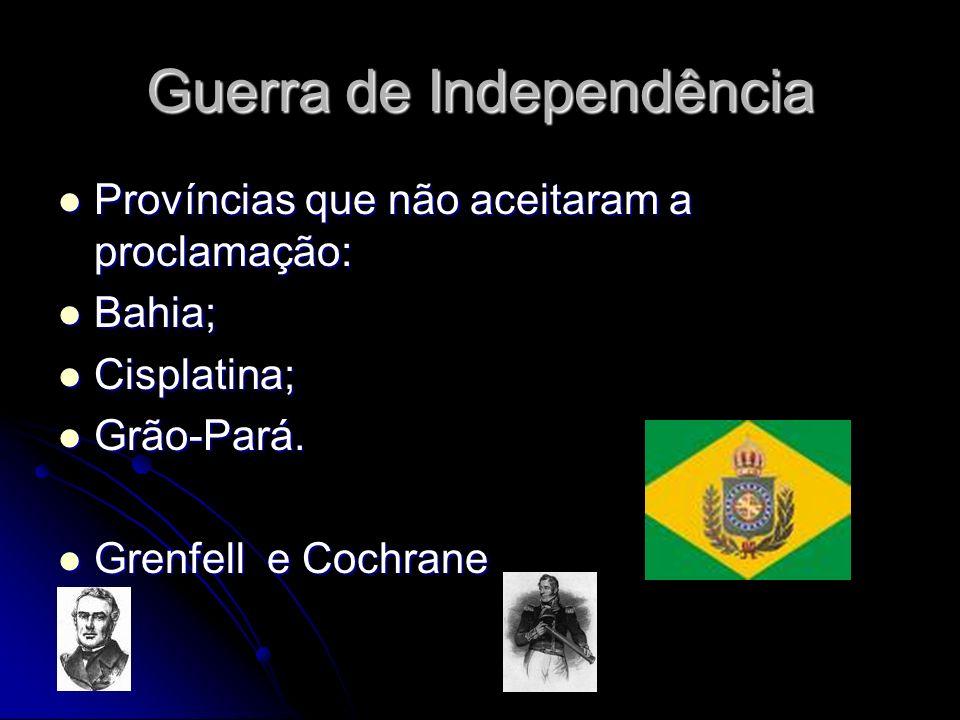 Guerra de Independência