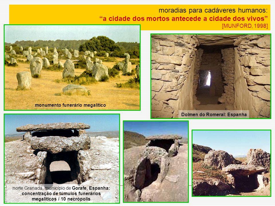 monumento funerário megalítico Dolmen do Romeral: Espanha