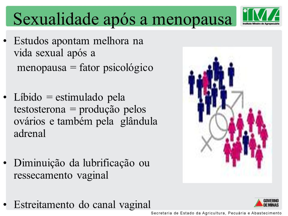 Sexualidade após a menopausa