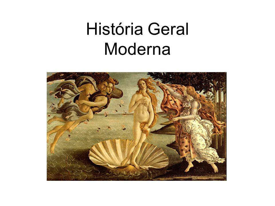 História Geral Moderna