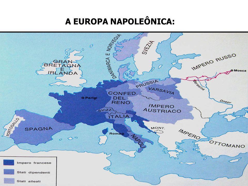 A EUROPA NAPOLEÔNICA: