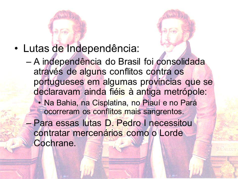 Lutas de Independência: