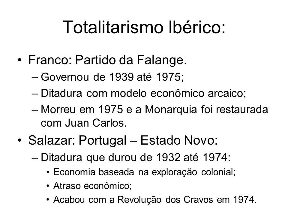 Totalitarismo Ibérico: