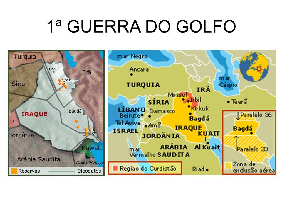 1ª GUERRA DO GOLFO