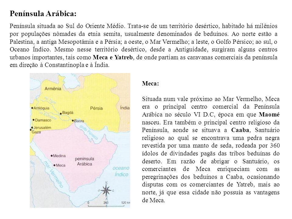 Península Arábica: