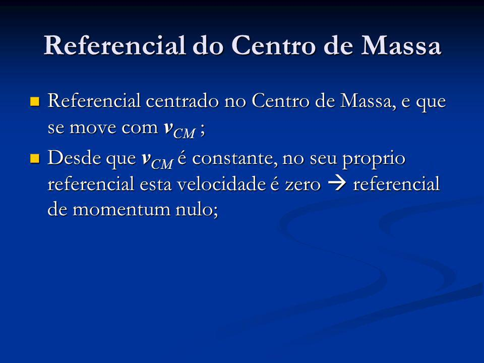 Referencial do Centro de Massa