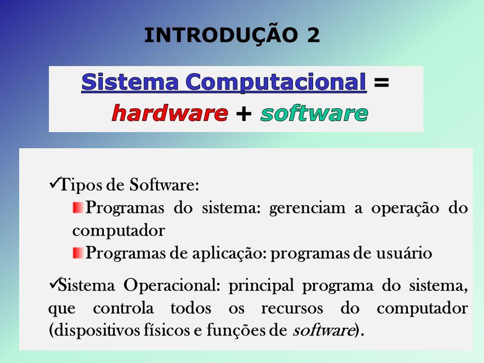 Sistema Computacional =
