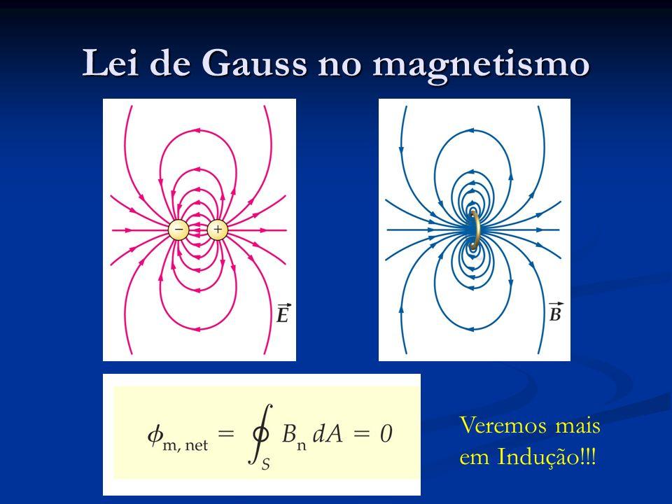 Lei de Gauss no magnetismo