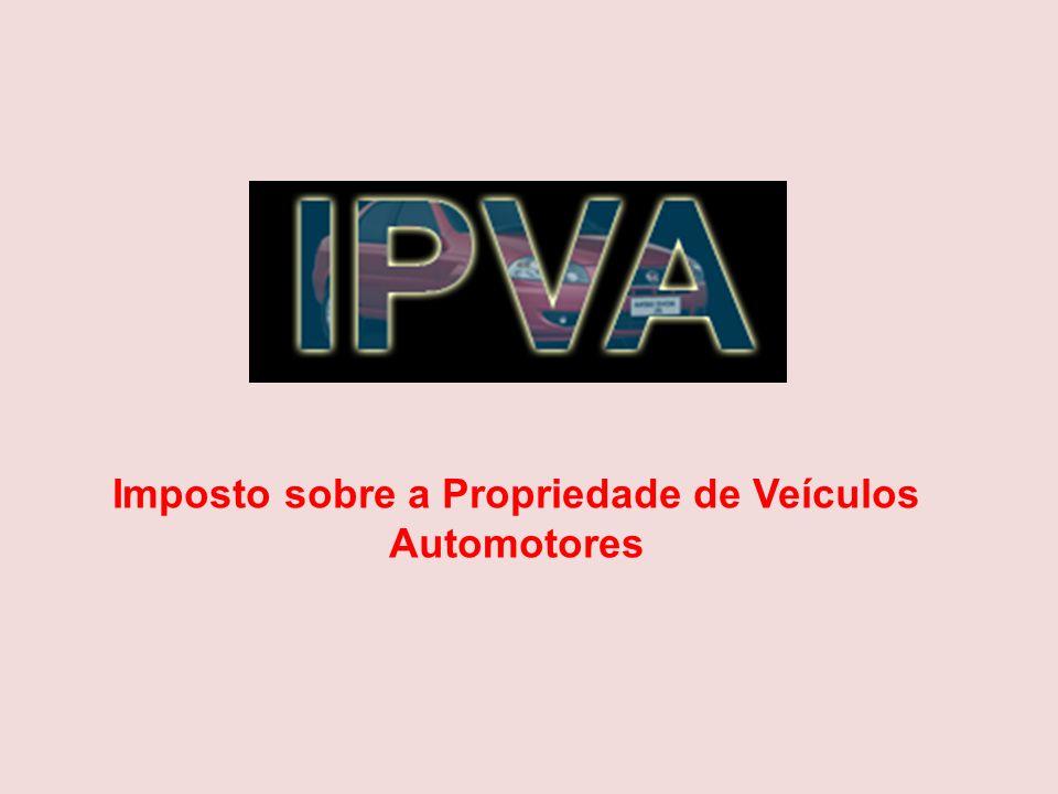 Imposto sobre a Propriedade de Veículos Automotores