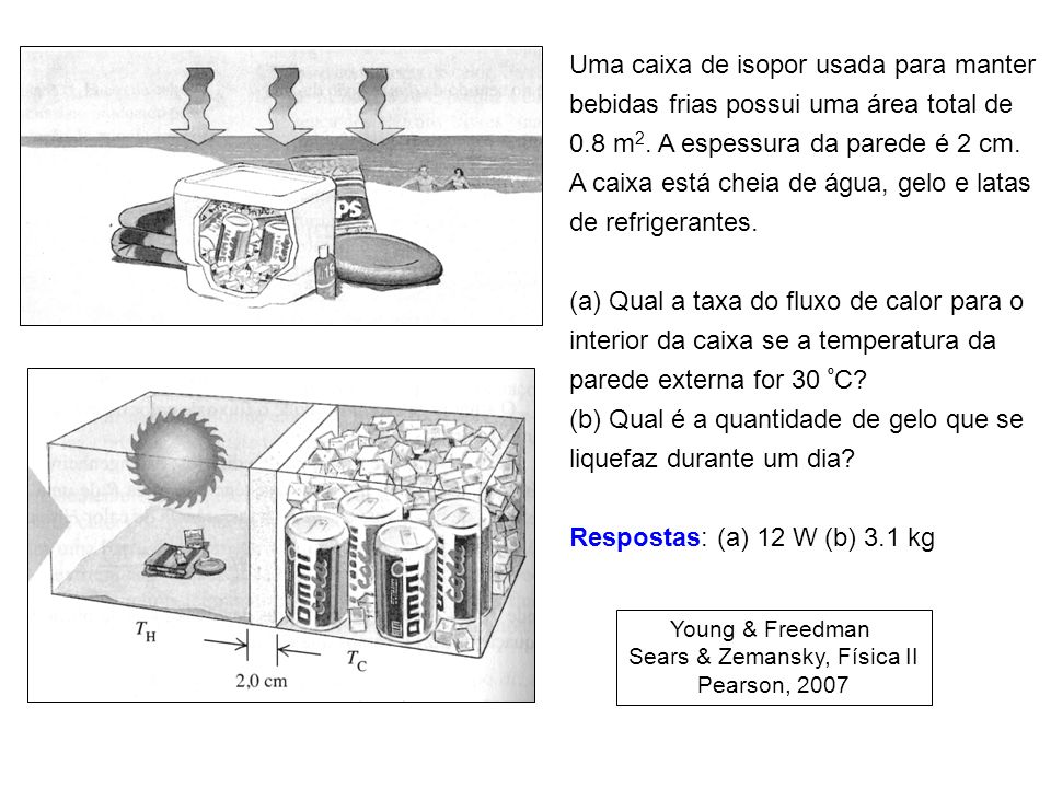 Sears & Zemansky, Física II